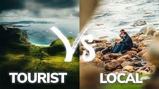 Tourist VS Local Photographer   How 2 photographers shoot the same location