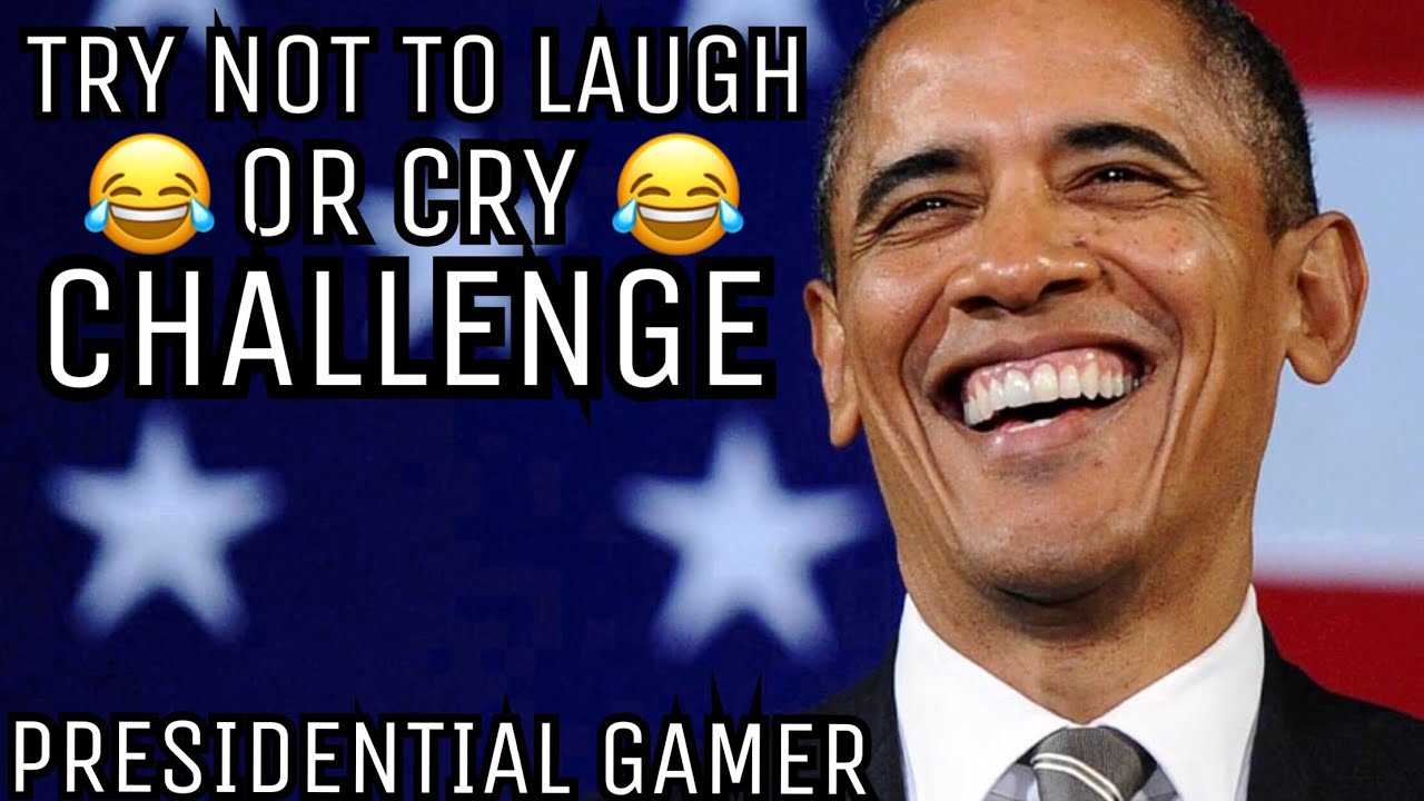 You will laugh till you fart compilation of funny stuff and dank memes presidential gamer