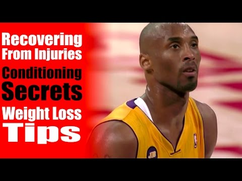 Recovering From Injuries, Conditioning Secrets, Weight Loss Tips - Basketball Tips