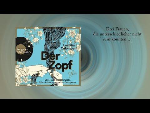 Der Zopf YouTube Hörbuch Trailer auf Deutsch