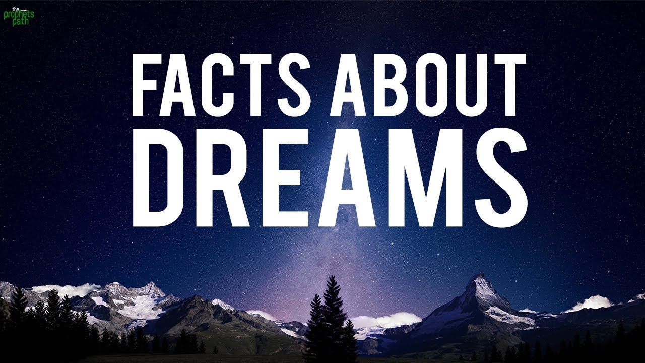 MIND BLOWING FACTS ABOUT DREAMS