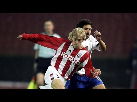 Crvena Zvezda - F.C. Basel 1:2 (2005.)