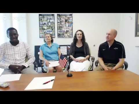 Google Hangout for International Admissions students