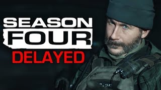 Modern Warfare: Season 4 is Delayed...
