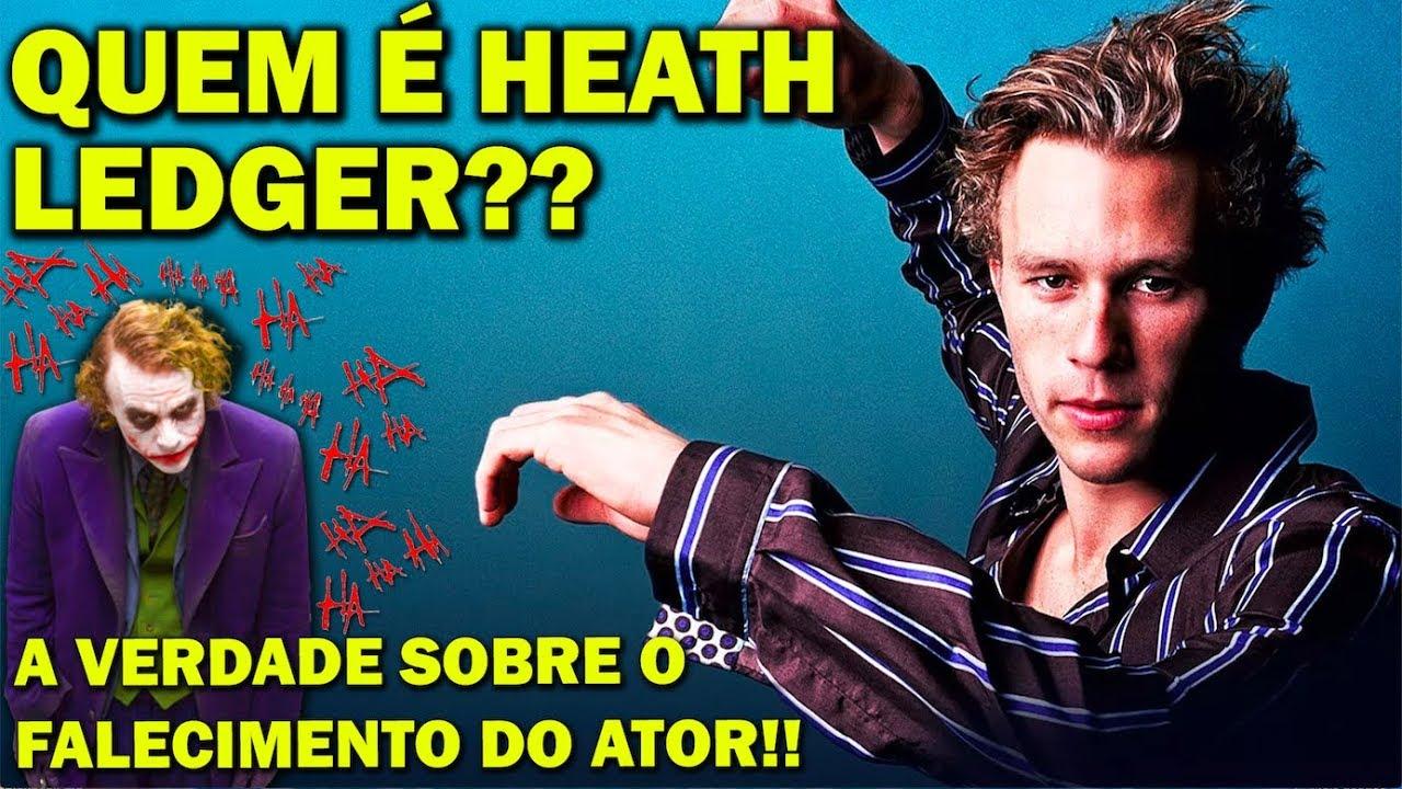 QUEM É HEATH LEDGER??
