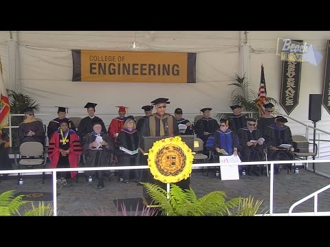 2015 CSULB Commencement - Engineering