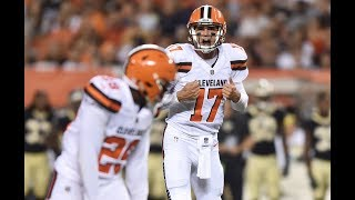 Will Brock Osweiler Start Week 1? | Stadium