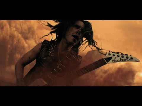 "Gus G. new video filmed in the spirit of ""Mad Max: Fury Road"" movie"