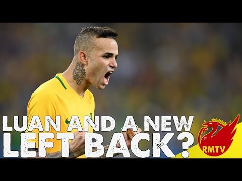 Luan & A New Left Back | Daily News LIVE
