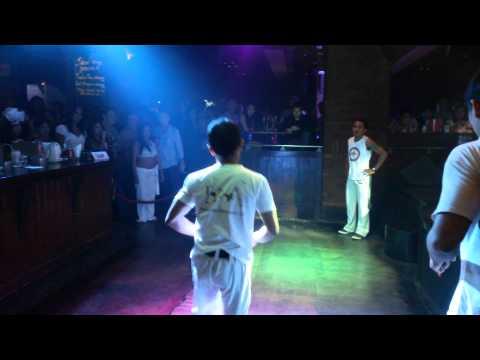 VIVA BRAZIL Capoeira Indonesia Jakarta (shangri-la hotel show)