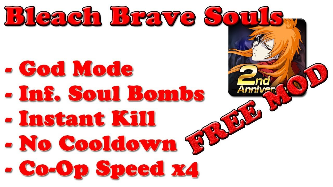 bleach brave souls apk hack