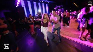 Fausto Felix & Genesis - social dancing @ BERLIN SALSA CONGRESS 2018