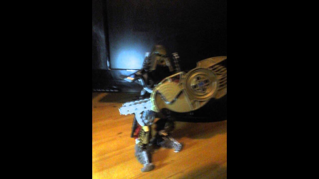 My Bionicle Moc Slideshow Youtube