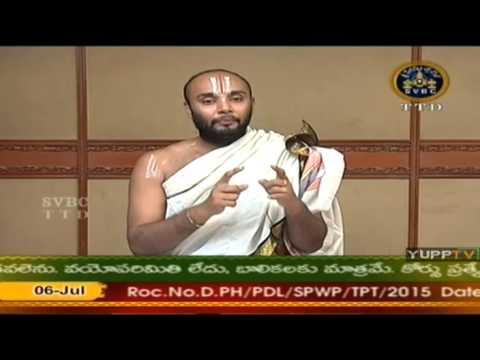 Venkatesa Idhihasa Mala 6th'July'2015