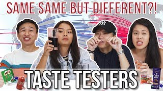 Coke Tastes Different Around the World? | Taste Testers | EP 84