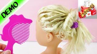 Super Model przykładowa fryzura