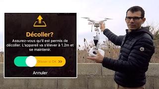 RATTRAPER DÉCOLLER ET ATTERRIR VOTRE DRONE DJI MAVIC PRO & PHANTOM 3 / 4 N'IMPORTE OÙ À LA MAIN