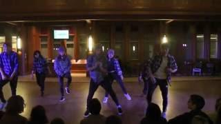 CLIQUE - Ain't No Sunshine Lido Remix   Jon Jon Y. Choreography