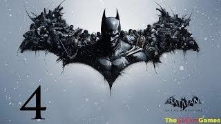 Прохождение Batman: Arkham Origins [Бэтмен: Летопись Аркхема] HD - Часть 4 (Дефстроук)