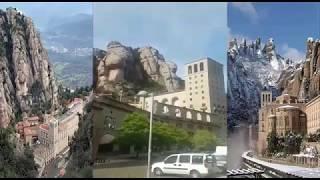 Visit Montserrat ??Barcelona - Spain / ????? ????????? ??????? - ???????