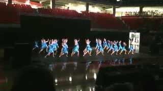 Auburn University Phi Mu Greek Sing Champions 2015