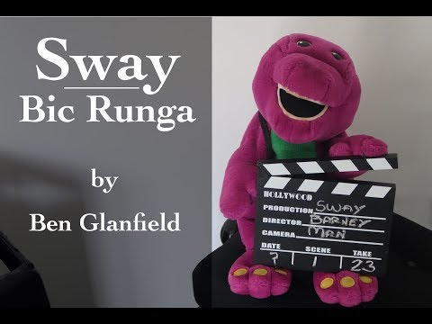 Sway - Bic Runga - Cover by Ben Glanfield