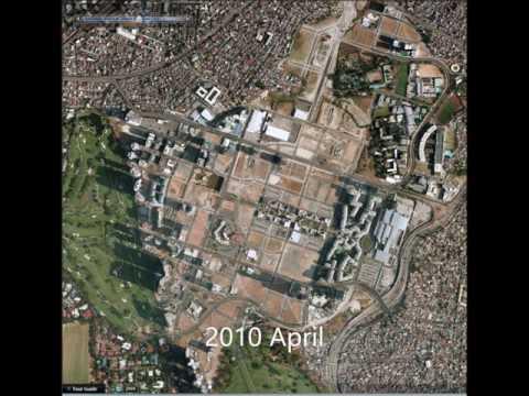 Fort Bonifacio 2001-2016