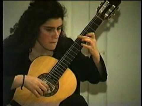Fantasia & Gigue Kellner Gregoriadou Double-course guitar
