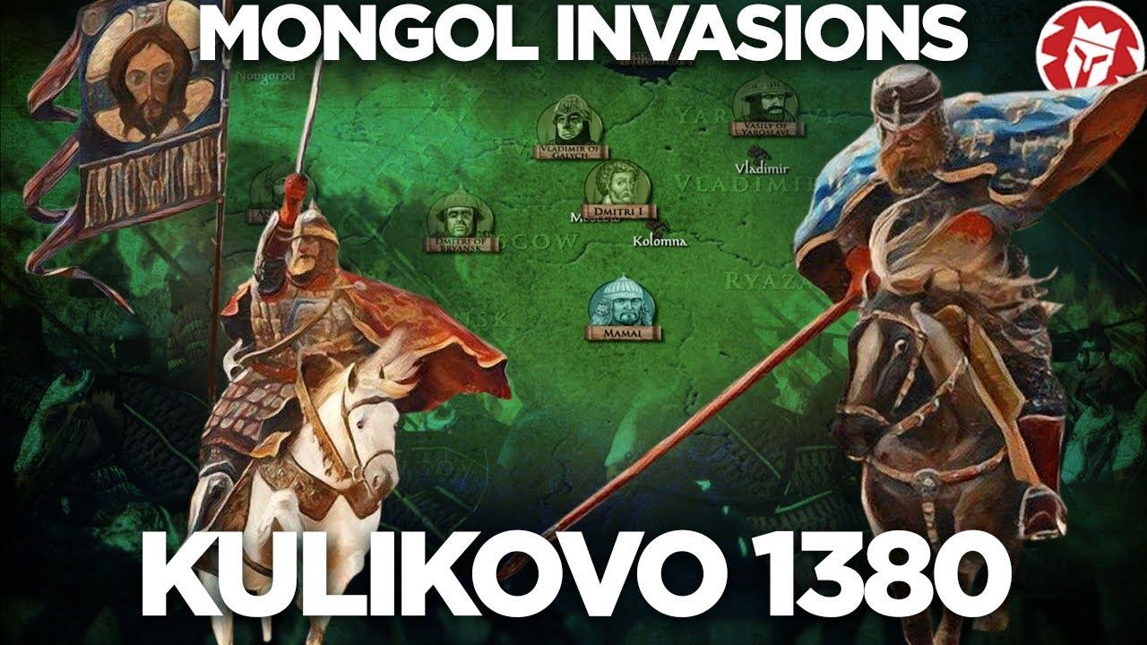 Kulikovo 1380 - Rus-Mongol Wars DOCUMENTARY