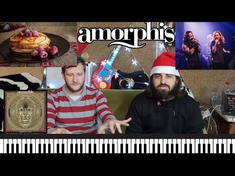 KARÁCSONYI KIBESZÉLŐ - Amorphis - Queen Of Time (2018)