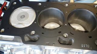 New engine block
