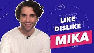 Mika - Like & Dislike avec The Greatest Showman refusé, A$AP ROCKY & une sorcière 📽🧙🏼♀️