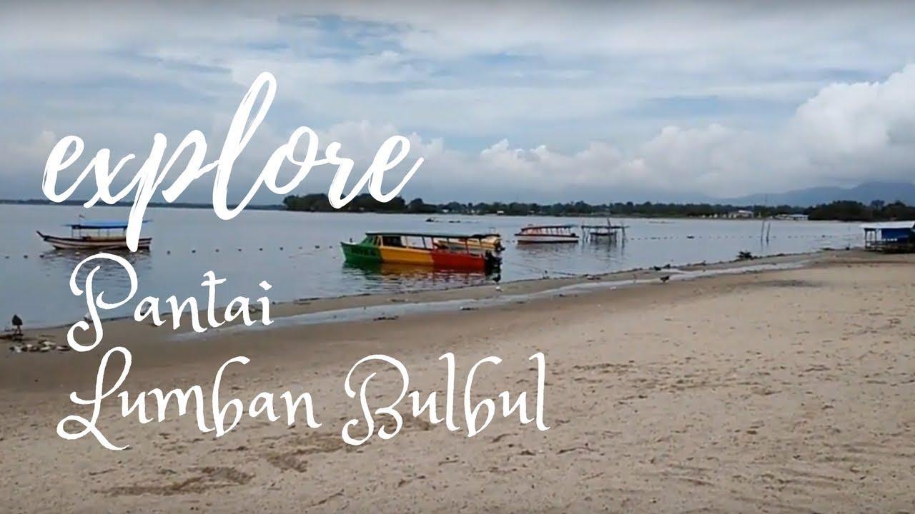 Pantai Lumban Bulbul Kota Balige Pantai Pasir Putih Air