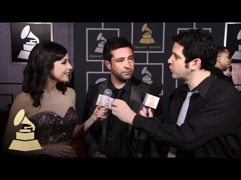 Sandy Vee at the red carpet | GRAMMYs