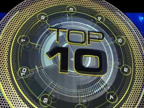Radio Concierto 9850 - Top 10 Sun 09 Oct 2016