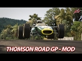 Schnell im Dschungel | Assetto Corsa [HD] Lotus 49 @ Thomson Road Grand Prix