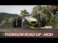 Schnell im Dschungel | Assetto Corsa [HD] Lotus 49 @ Thomson Road Grand Prix