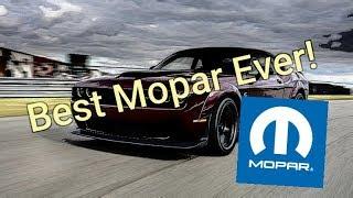 Best MOPAR Vehicle of ALL TIME!