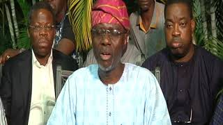 Babajide Sanwoolu expresses appreciation over election outcome