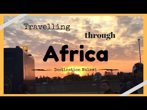 TRAVEL VLOG: Travellng back home, 1 trip 4 coutries, final destination Malawi