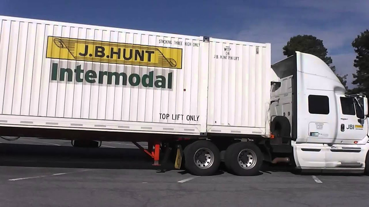 J.B.Hunt Trucking Company Intermodal Divsion In(HD) Douglasville ...