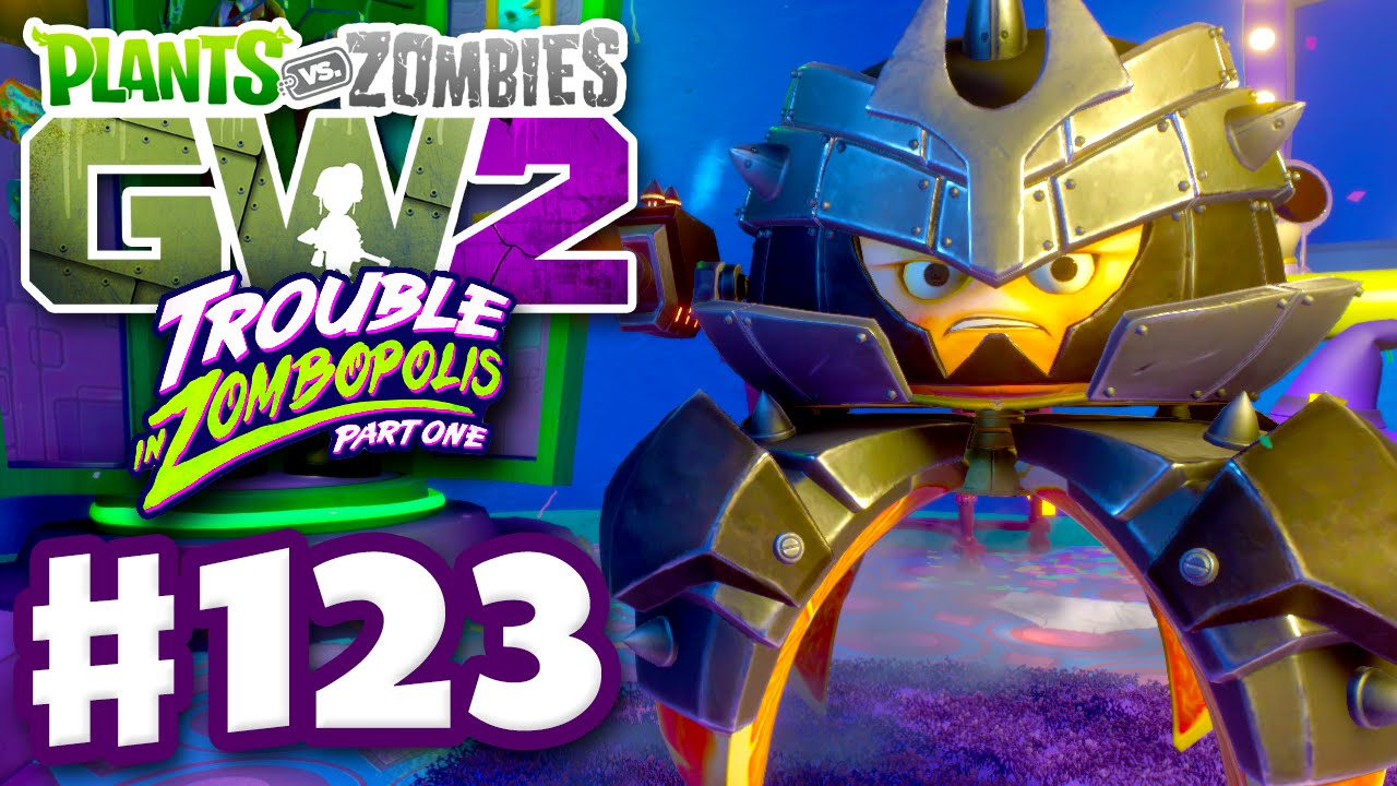 Citron from plants vs zombies garden warfare 2 plants vs zombies - Plants Vs Zombies Garden Warfare 2 Gameplay Part 123 Iron Citron Pc Youtube