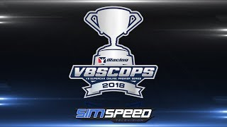 Virtual Racing School V8SCOPS 2018 | Round 13 | Montreal