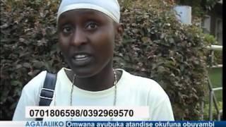 Omwana ayubuka atandise okufuna obuyambi thumbnail
