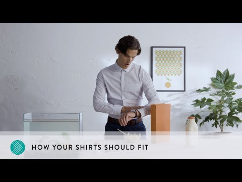 How Your Shirts Should Fit | Stitch Fix