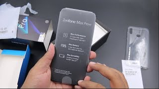 Asus Zenfone Max Pro M2 Unboxing, Camera, Gaming, Hands on Review   Corning Gorilla Glass 6