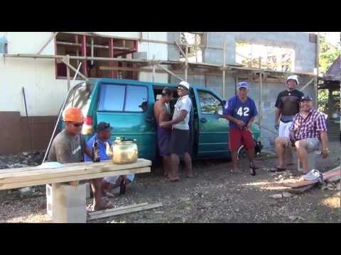 Pepa and the crew - Lalomanu Boys part II