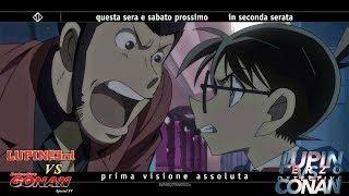 Promo Lupin III vs Detective Conan | Special Tv + Film in 1ªTv su Italia1 [HD]