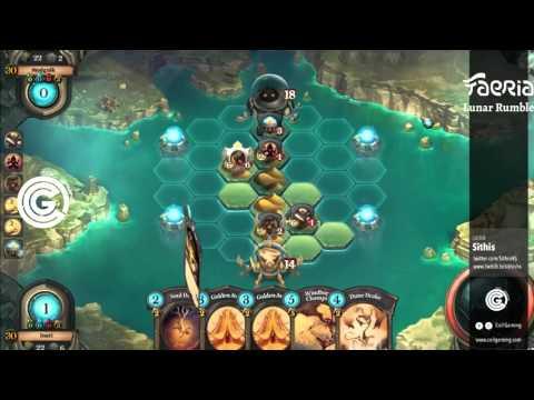 [Faeria Lunar Rumble #1] Game 2 vs. Modgnik  