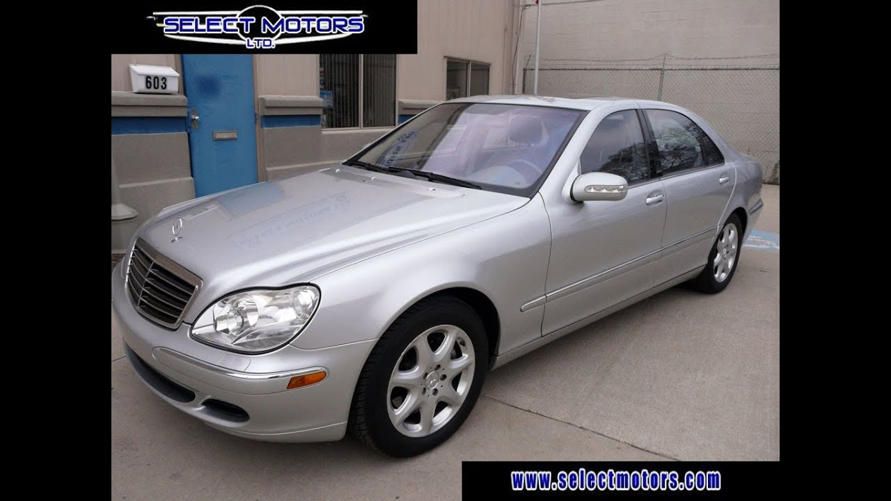 2004 mercedes benz s430 4dr sedan 4matic sold 2424 for 2004 mercedes benz s430
